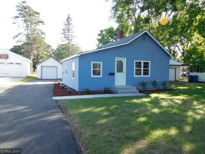 Elk River Single Family Home For Sale: 1139 5th Street NW