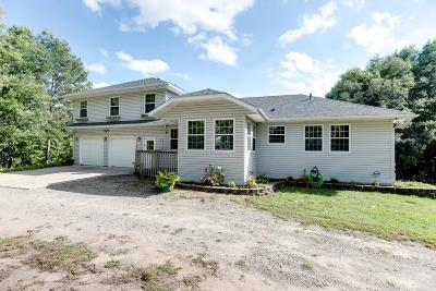 East Bethel MN Single Family Home Contingent: $399,900