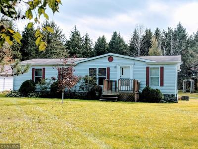 Single Family Home For Sale: 20450 Parvey Line Road