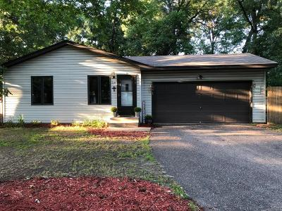 Mille Lacs County Single Family Home For Sale: 110 Woodland Court