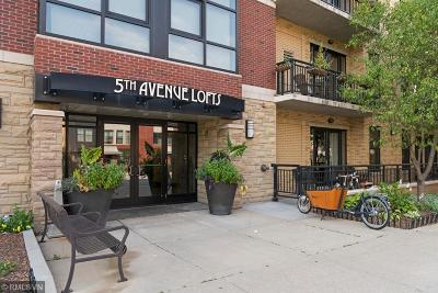 Minneapolis Condo/Townhouse Contingent: 401 N 2nd Street N #615