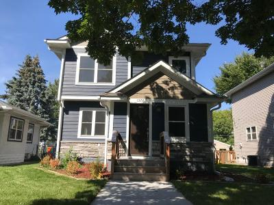 Saint Paul Single Family Home For Sale: 1377 James Avenue
