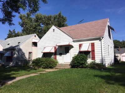 Saint Paul Single Family Home For Sale: 1669 Arlington Avenue E