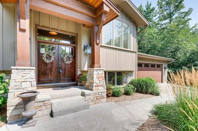 Medina Single Family Home For Sale: 4672 Walnut Street