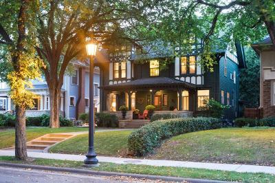 Minneapolis Single Family Home For Sale: 1716 Humboldt Avenue S