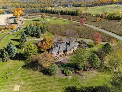 Medina Single Family Home For Sale: 1582 Homestead Trail