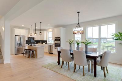 Chaska Single Family Home For Sale: 4434 Millstone Drive