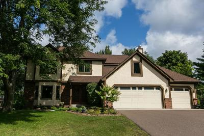 Vadnais Heights Single Family Home For Sale: 501 Carol Drive