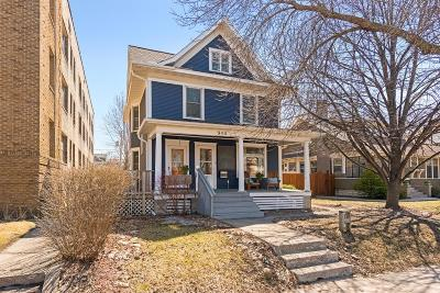 Saint Paul Single Family Home For Sale: 940 Grand Avenue
