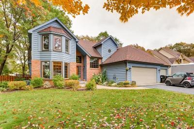 Andover Single Family Home For Sale: 14385 Raven Street NW