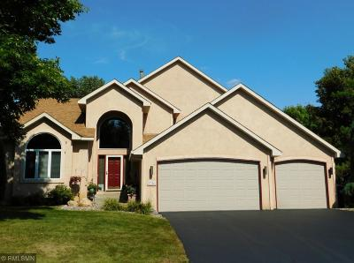 Eagan Single Family Home For Sale: 3746 Brown Bear Trail