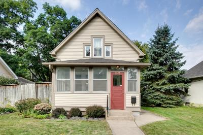 Minneapolis Single Family Home For Sale: 3628 38th Avenue S