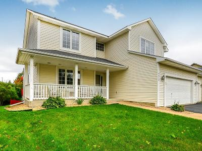 Eden Prairie Single Family Home For Sale: 9519 Marshall Road