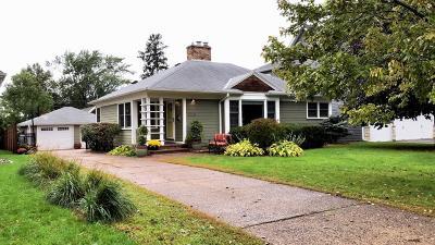 Edina MN Single Family Home For Sale: $524,900