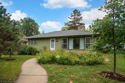 Minneapolis Single Family Home For Sale: 3422 Vincent Avenue N