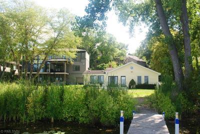 Maple Grove Single Family Home For Sale: 6213 Eagle Lake Drive