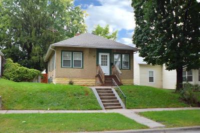 Saint Paul Single Family Home For Sale: 967 Rose Avenue E