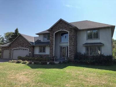 Ham Lake Single Family Home For Sale: 2640 134th Lane NE