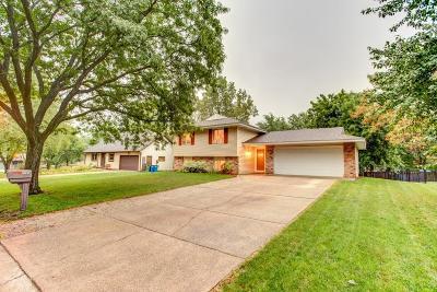 Chisago County, Washington County Single Family Home For Sale: 7580 Irish Avenue S
