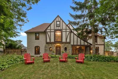 Saint Paul Single Family Home For Sale: 130 Otis Avenue