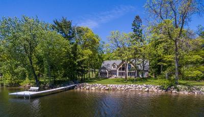 Lake Shore Single Family Home For Sale: 1111 Miller Lane