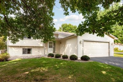 Shakopee Single Family Home For Sale: 1136 Clover Court S