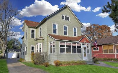 Brainerd Single Family Home For Sale: 707 N 6th Street