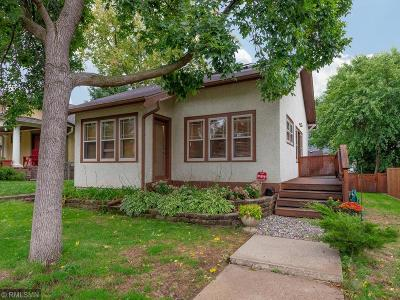 Minneapolis Single Family Home For Sale: 4717 Columbus Avenue