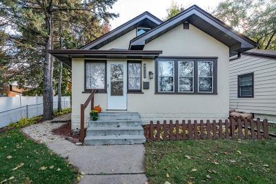 Minneapolis Single Family Home For Sale: 3112 Washburn Avenue N