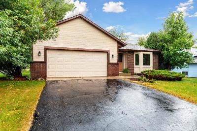 Burnsville Single Family Home For Sale: 15001 Tyacke Drive