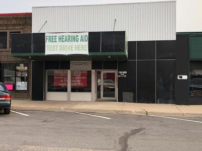 Long Prairie Commercial For Sale: 127 Central Avenue