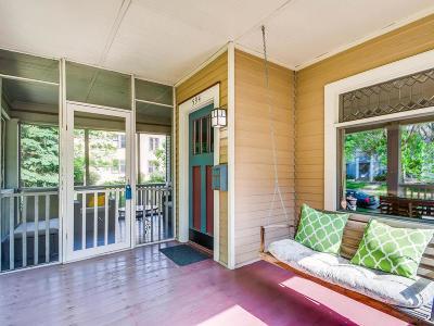 Saint Paul Single Family Home For Sale: 594 Ashland Avenue