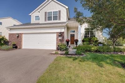 Shakopee Single Family Home For Sale: 6701 Danbury Curve