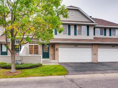 Maple Grove Condo/Townhouse For Sale: 12692 74th Avenue N