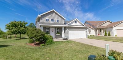 Single Family Home For Sale: 6346 Cape West Court