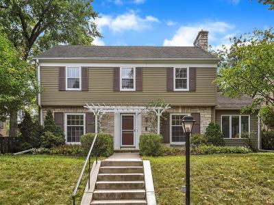 Minneapolis Single Family Home For Sale: 2905 Benton Boulevard
