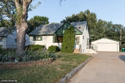 Blaine Single Family Home Contingent: 9731 5th Street NE