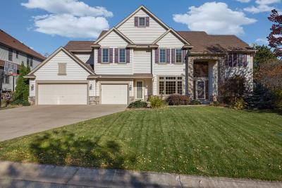 Eagan MN Single Family Home For Sale: $625,000