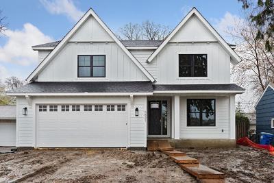 Edina MN Single Family Home For Sale: $999,500