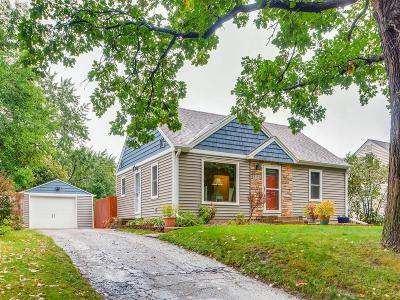 Saint Louis Park Single Family Home Contingent: 3115 Rhode Island Avenue S