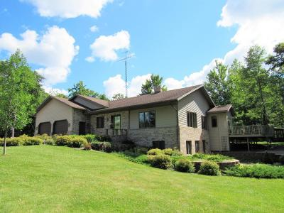 Brainerd Single Family Home For Sale: 13640 Three Mile Road