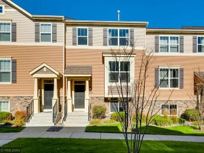 Maple Grove Condo/Townhouse For Sale: 8341 Norwood Lane N