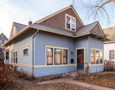Minneapolis Single Family Home For Sale: 3924 Van Nest Avenue