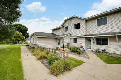 Coon Rapids Condo/Townhouse Contingent: 11140 Drake Street NW