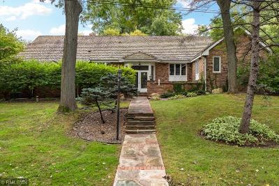 Single Family Home For Sale: 2301 Parklands Road