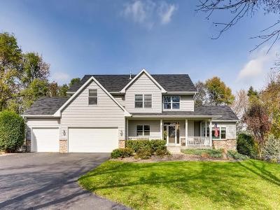 Carver County, Hennepin County, Wright County Single Family Home For Sale: 10575 Prairie Lane