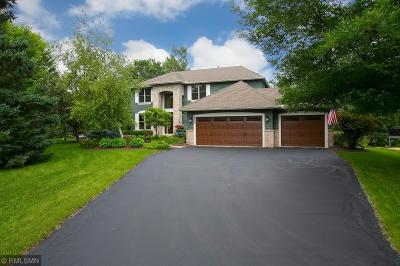 Chanhassen Single Family Home For Sale: 2456 Hunter Drive