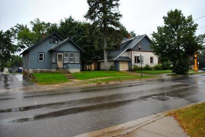Saint Cloud MN Multi Family Home For Sale: $124,900
