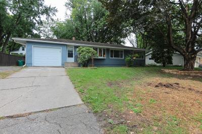 Roseville Single Family Home For Sale: 2524 Millwood Avenue