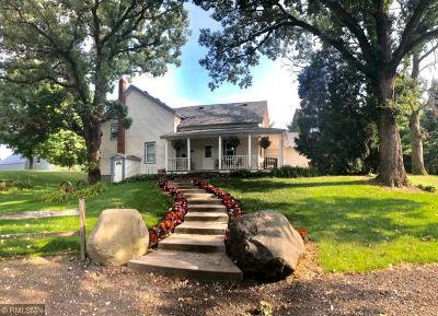 Lake Elmo Single Family Home For Sale: 5749 Lake Elmo Avenue N